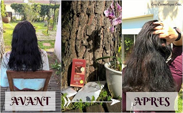 Une couleur naturelle pour cheveux