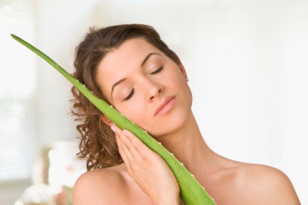 Sérum à l'aloe vera pour le visage