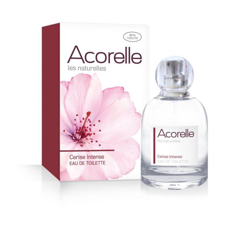 Le parfum naturel bio Acorelle est subtile.