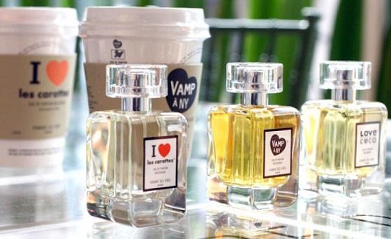 Ce parfum naturel bio est écocentrique !