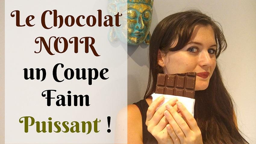 Le chocolat noir un coupe faim naturel et puissant eva cosmetique bio - Coupe faim puissant redasan ...